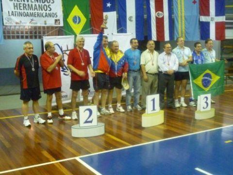 Premiacion de Equipos Categoría 51-55 San Jose Costa Rica