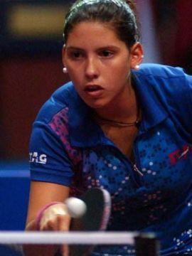 Tercer título del año ITTF Junior Circuit para Carelyn Cordero. (Foto: Gerardo López)